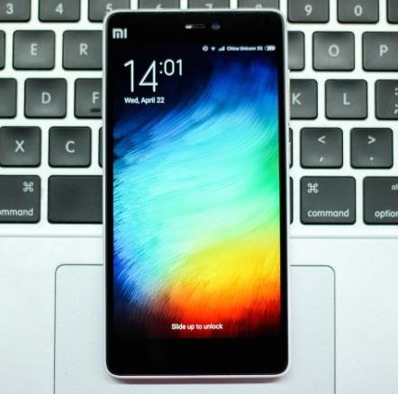 Xiaomi Mi4i Smartphone Android