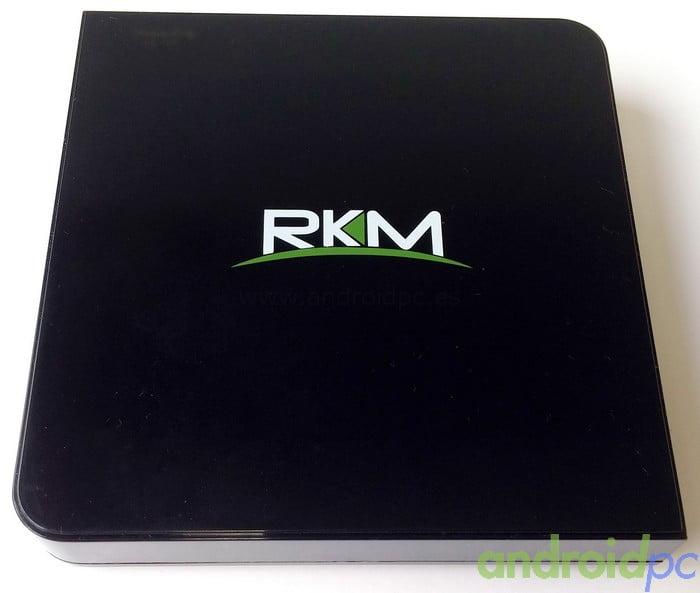 RKM MK68 RK3368 TV-Box