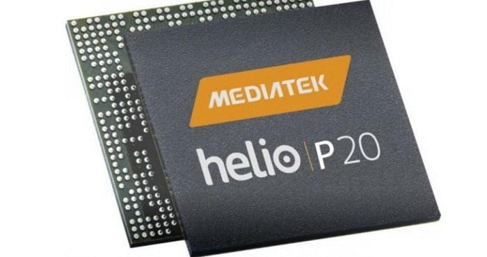 Mediatek Helio P20 Octa Core