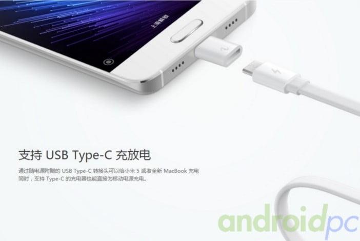xiaomi powerbank type c n02