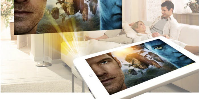 MDI M69 tablet proyector DLP