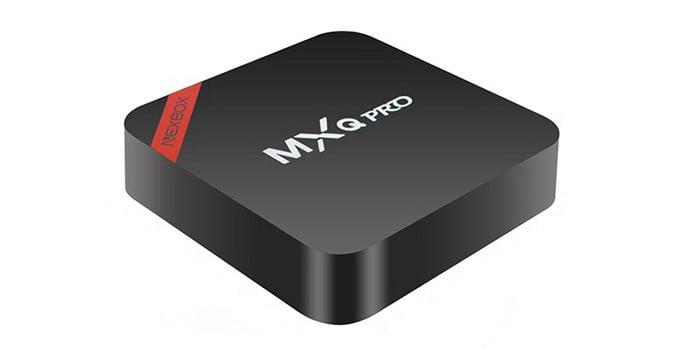 Nexbox mxq pro S905 media player