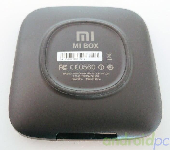 Review Xiaomi Mi Box International Version Con Android Tv