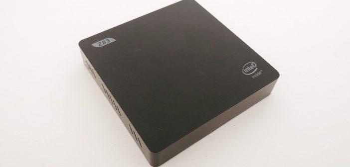REVIEW: Z83 II un miniPC fanless con el SoC Intel Atom x5-Z8350