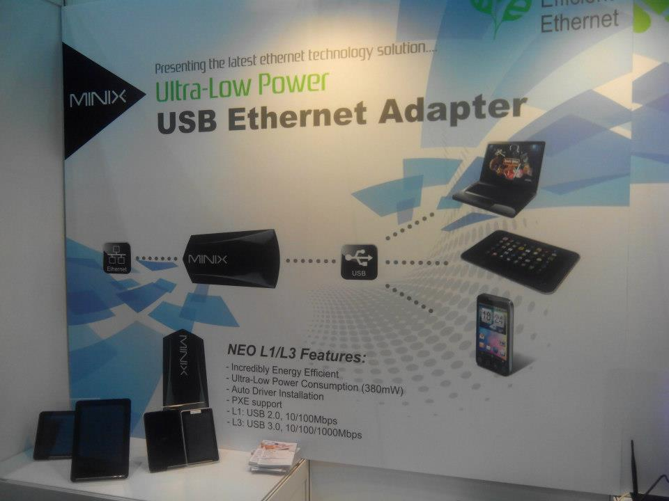 Minix_ethernet