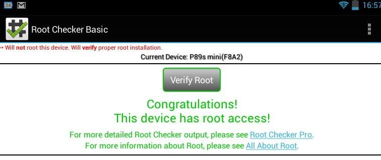 Root Teclast