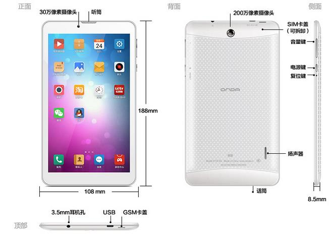 Onda V719 3G