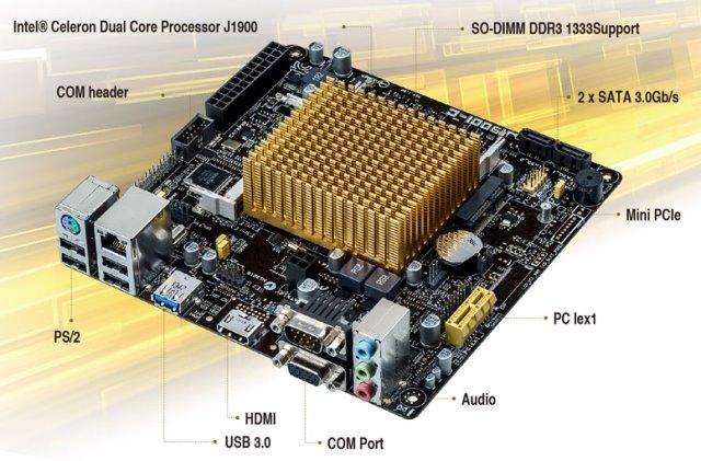 ASUS_J1900I-C_PCB
