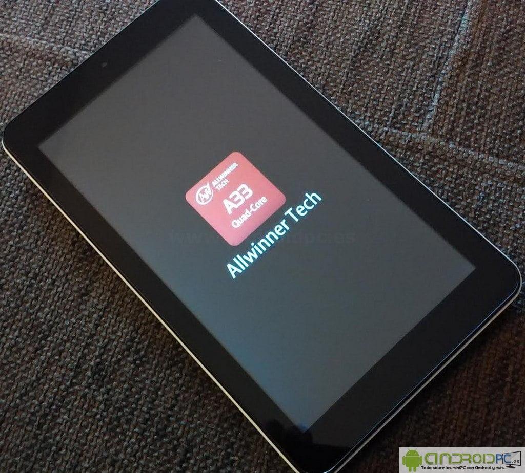 A33 tablet