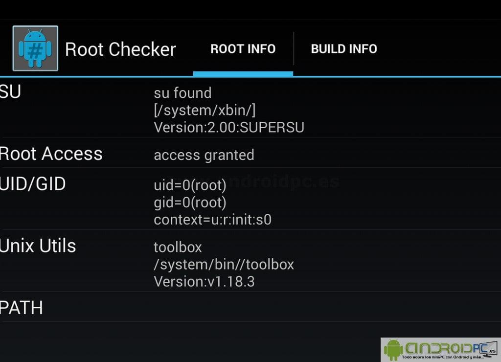 Root Onda V989 Allwinner OCTA A80T