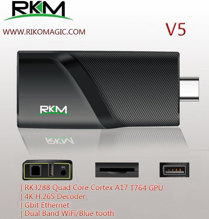RKM V5 RK3288