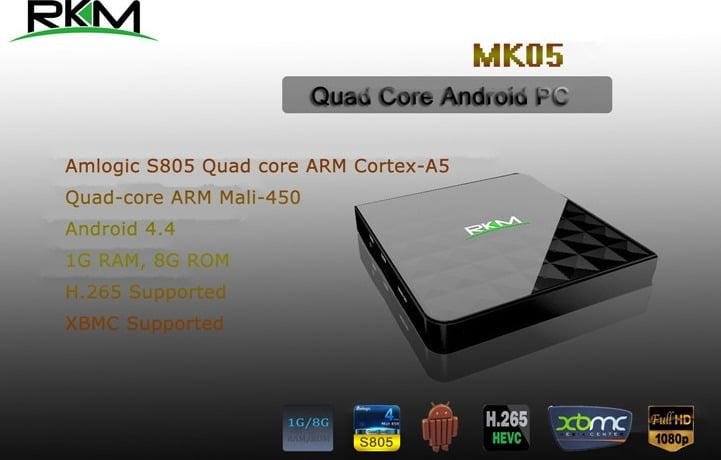RKM MK05