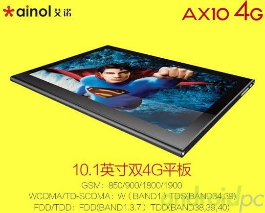 Ainol AX10 4G