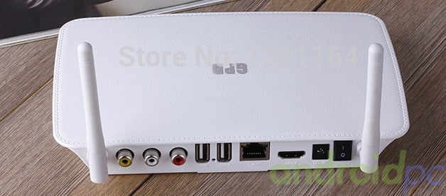 GPD MARS RK3188 TV Box