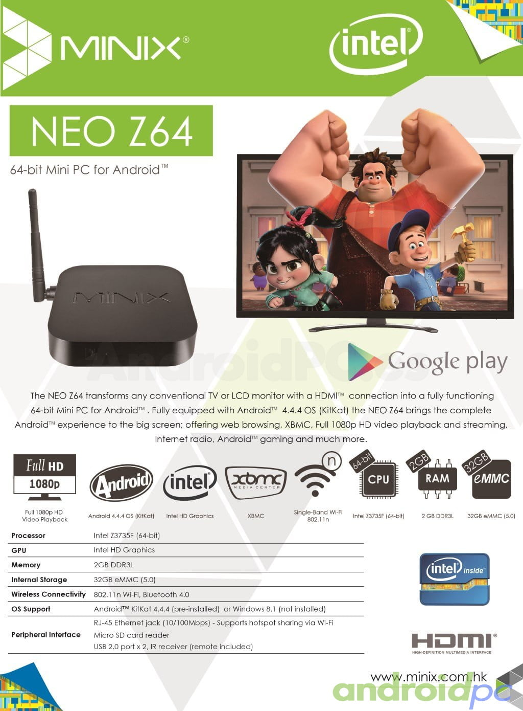 NEO Z64 Android KitKat-a01-min-