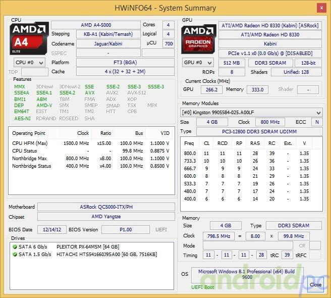 Asrock-QC5000-ITX-PH-specs