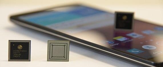 LG Octa 64Bits ARM