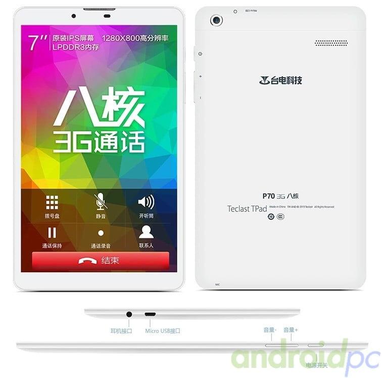 Teclast P70 3G Octa Core