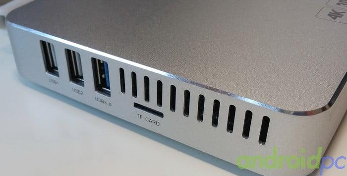 USB Zidoo x9