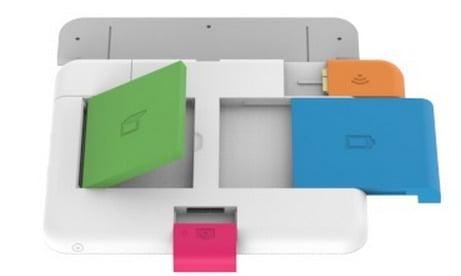 XO-infinity modular laptop