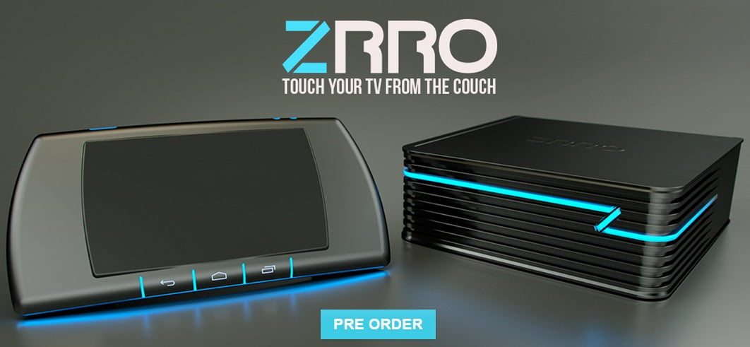 Zrro Box Kixkstater