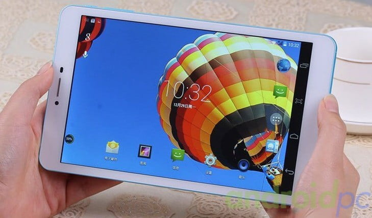 Colorfly G808 Octa Core 3G Mediatek