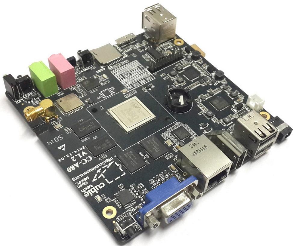 Cubieboard4 CC-A80