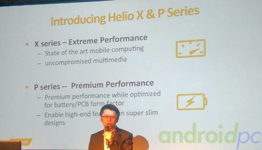 Helio Family Mediatek Octa Core