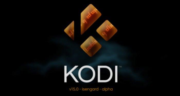 Kodi Isengard
