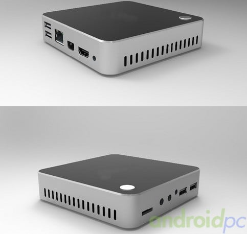 MiniPC fanless Intel