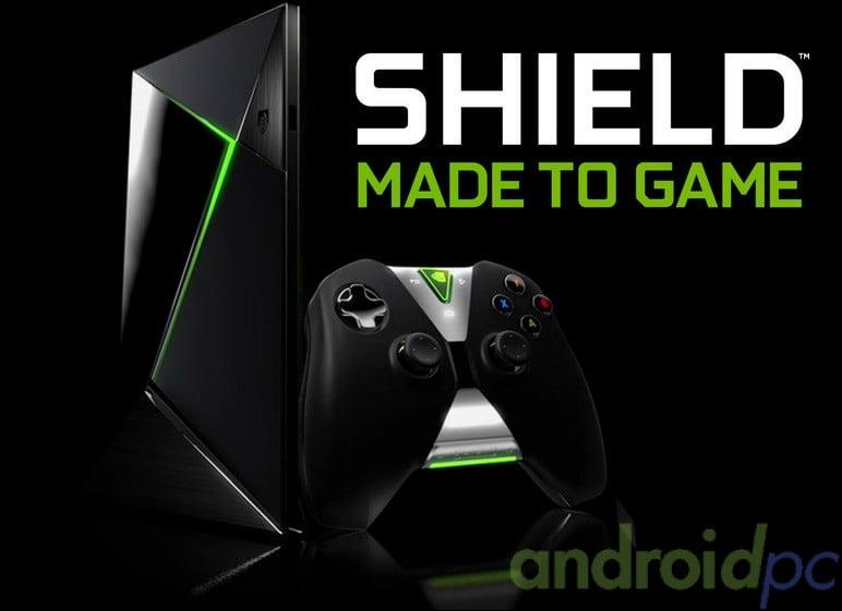 Nvidia Shield Box
