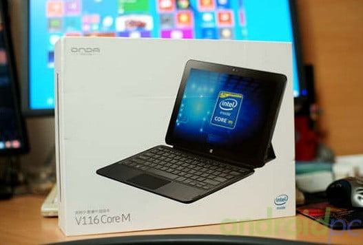 Onda V116w CoreM tablet