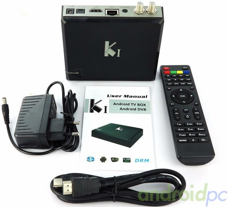 Venz K1 satelite