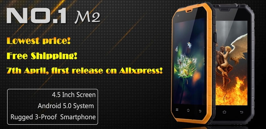 no1 M2 Smartphone