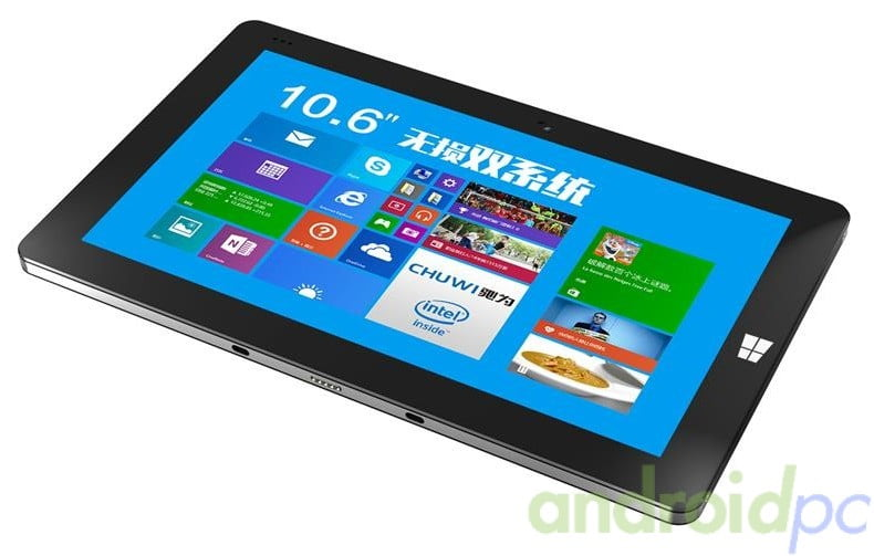 Chuwi Vi10 Dual Boot Intel Quad Core