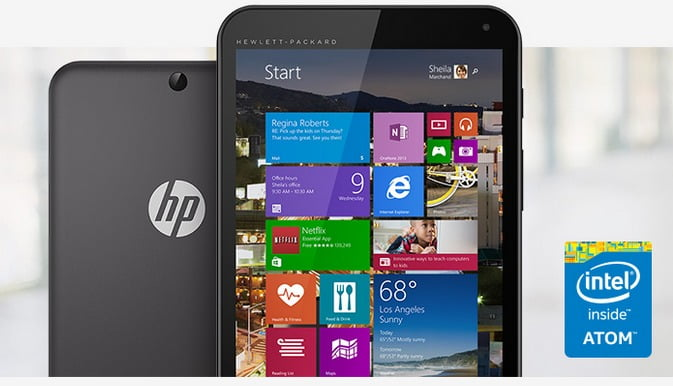 HP Stream 7 edición Signature