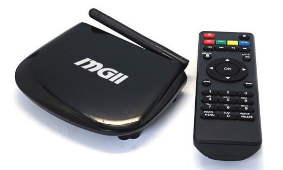 MGII S805 TV-Box Quad Core