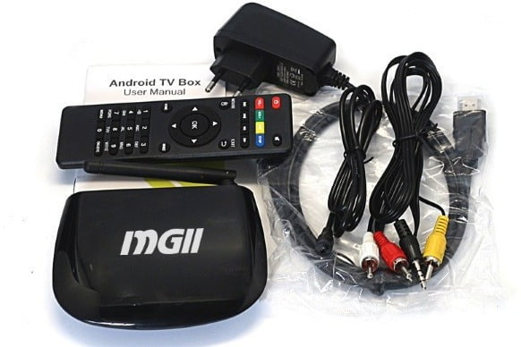 MGII S805 TV-Box