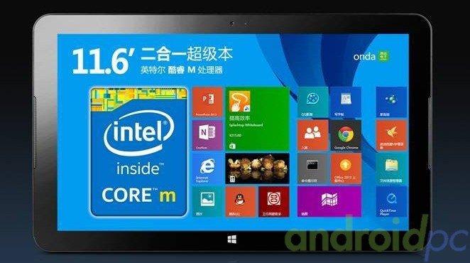 Onda Core M V116w