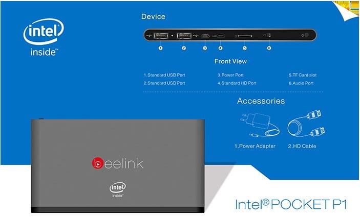 Beelink Pocket P1
