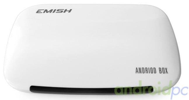 EMISH X700