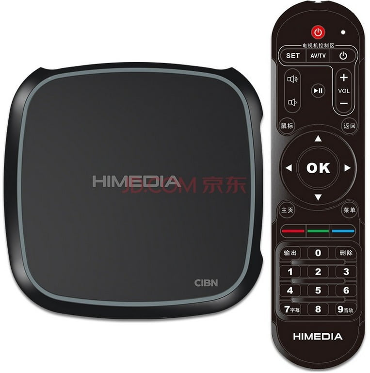 Himedia TT Hisilicon Huawei Android