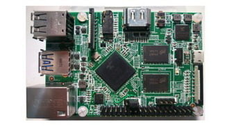 Lemon Pi Actions S500 dev Board