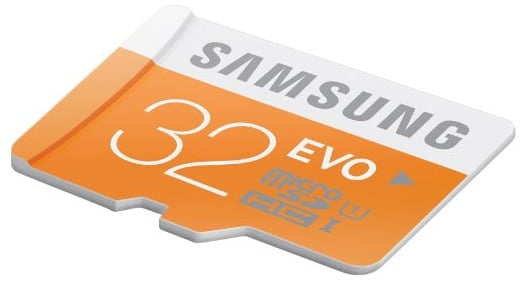 MicroSD 32GB Samsung