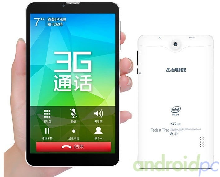 Teclast X70 3G SOFIA x3