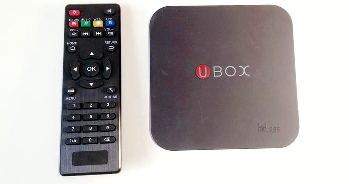 Ubox S805