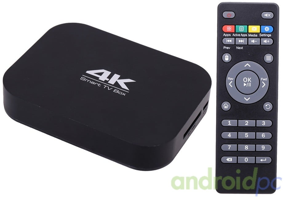 A400 S812 TV-BOX Android