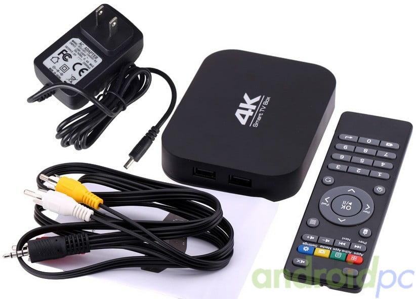 A400 S812 TV-BOX