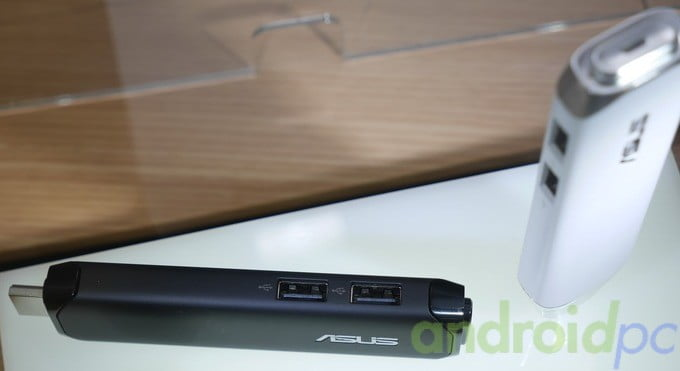 Asus Pen Stick Cherry Trail fanless miniPC