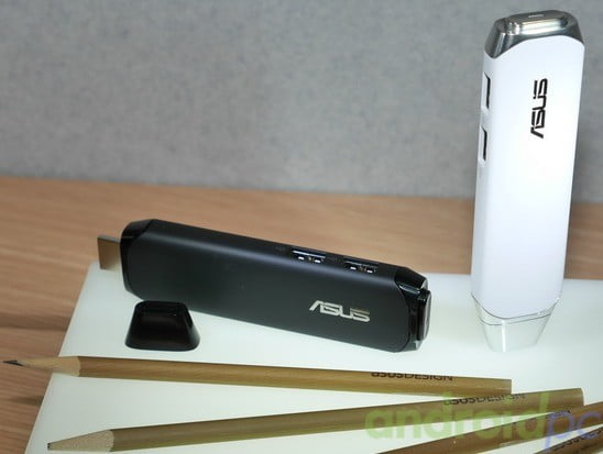 Asus Pen Stick Cherry Trail fanless